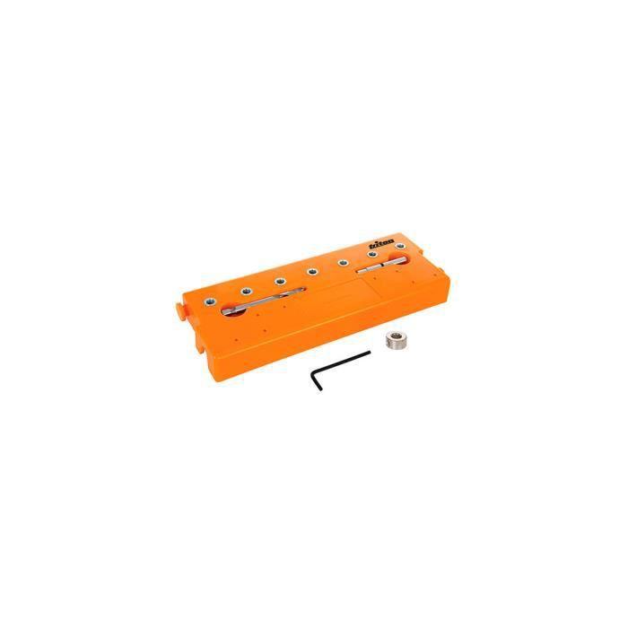 Gabarit de perçage TSPJ pour étagères TS - 303468 - Triton