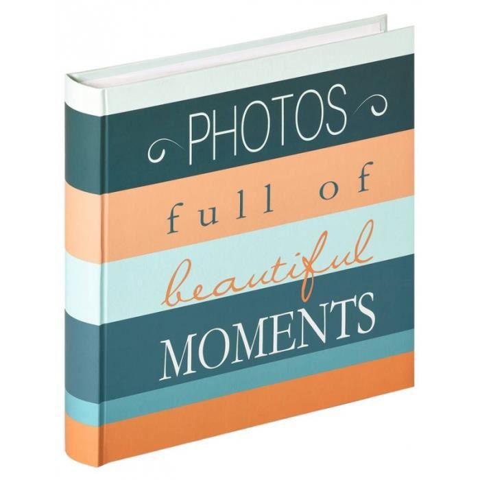 ALBUM - ALBUM PHOTO Album photo à feuillets cristal 400 photos  Photos