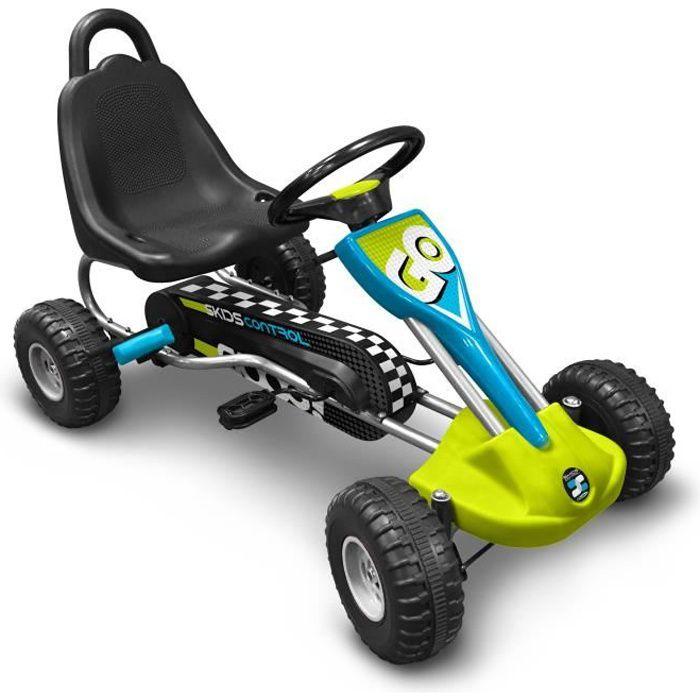 QUAD - KART - BUGGY Go Kart à pédales SKIDS CONTROL