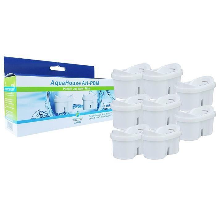 PIÈCE APPAREIL FROID  AquaHouse Compatible Filtre Avec Cartouches Brita