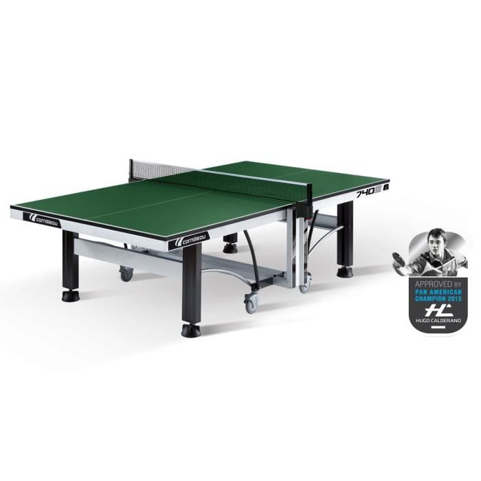 Photo de table-de-tennis-de-table-cornilleau-competition-740-ittf