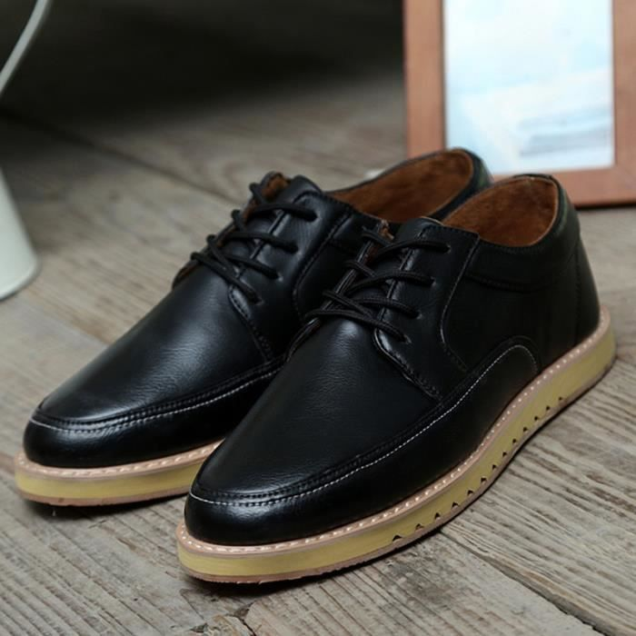 Fashion Business Chaussures de Derby Casual hommes