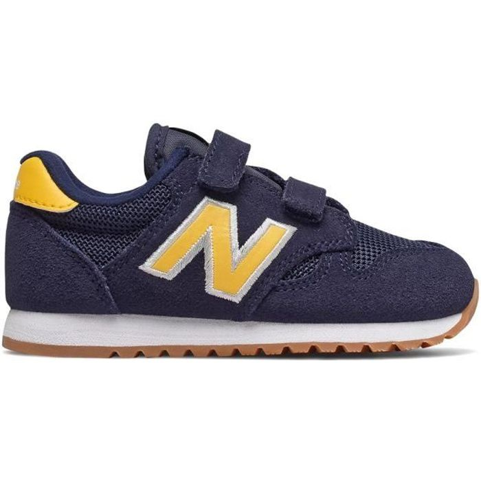 basket new balance enfant bleu