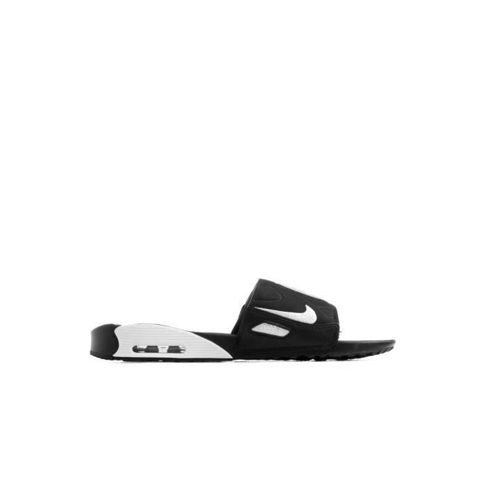 Sandale Nike Air Max 90 Slide - Ct5241-002 Noir - Cdiscount Chaussures