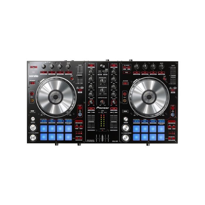 pioneer ddj sr controleur dj usb surface de contr le avis et prix pas cher cdiscount. Black Bedroom Furniture Sets. Home Design Ideas