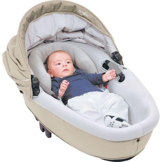 Nouvelle couverture PVC zippée pour s/'adapter Mothercare Spin My3//My4 nacelle ou siège unité
