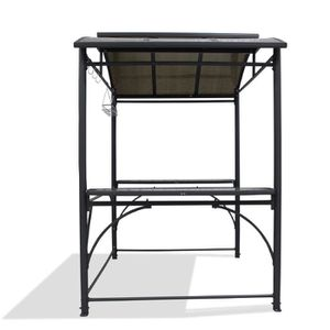 pergola aluminium achat vente pergola aluminium pas. Black Bedroom Furniture Sets. Home Design Ideas