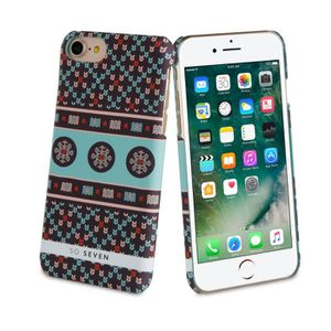 SO SEVEN Coque HIVER CANADIEN Motif PULL APPLE IPHONE 7