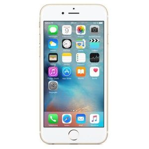 SMARTPHONE RECOND. Apple iPhone 6 16Go Or Reconditionné à neuf (Grade