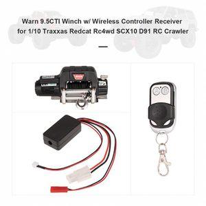 Échelle 1//10 à distance sans fil récepteur Winch Control for RC Rock Crawler ou camion