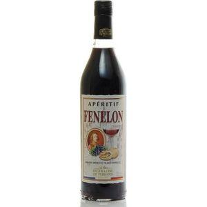 Apéritif à base de vin Fénelon Apéritif vin rouge noix cassis 16,0 % Vol.