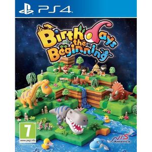 JEU PS4 Birthdays the Beginning SONY PS4 Import Japonais