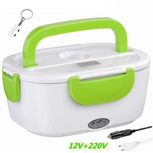 LUNCH BOX - BENTO  Boite Électrique Lunch Box Chauffante Gamelle Chau