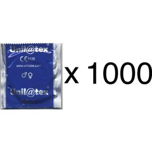 PRÉSERVATIF 1000 préservatifs/preservatif,condom nature unilat