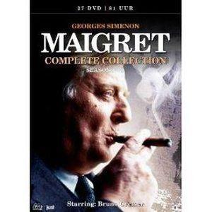 DVD SÉRIE Maigret - Collection L'intégrale - 54 Épisodes …