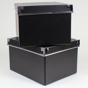 S-WEKA Organiseur de Coffre Pliable Noir pour BMW M Sport x1 x 3 x 5 x 6 3 S/érie 5