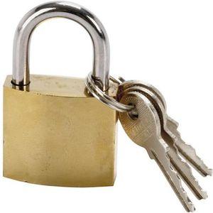 CADENAS COGEX Cadenas en acier 30mm + 2 clés