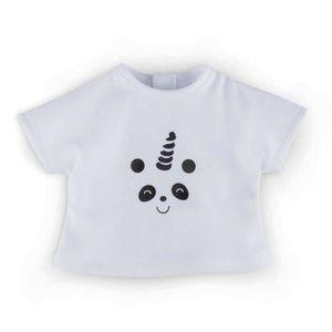 ACCESSOIRE POUPÉE Vêtement pour Ma Corolle 36 cm : T-shirt pandicorn
