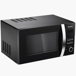 MICRO-ONDES COSTWAY Micro-ondes Gril 23L 800W 5 Niveaux de Pui