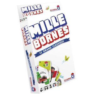 CARTES DE JEU MILLE BORNES Le Classique - Format Poche
