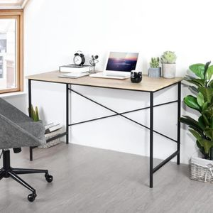 MEUBLE INFORMATIQUE FURNITURER Bureau d'ordinateur Table de travail Ch