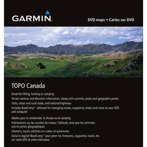 GPS PEDESTRE RANDONNEE  Cartes Garmin Topo Canada - East