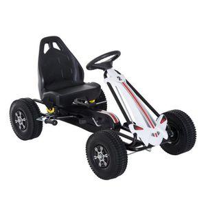 QUAD - KART - BUGGY Vélo et véhicule pour enfants kart à pédales siège