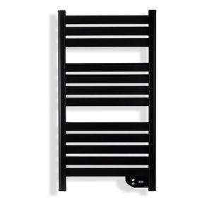 SÈCHE-SERVIETTE ÉLECT Sèche serviette WARMTOW radiateur électrique noir