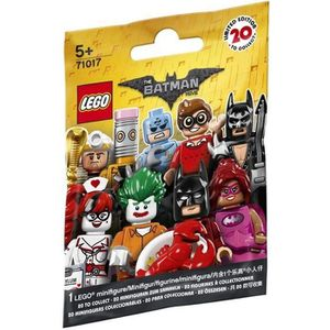 ASSEMBLAGE CONSTRUCTION LEGO® Minifigures 71017 Série Batman - The LEGO Ba