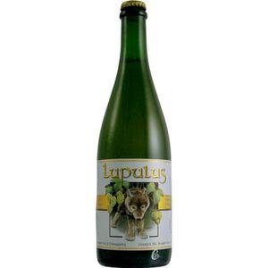 BIÈRE Bouteille de bière LUPULUS 8.5° 75cl