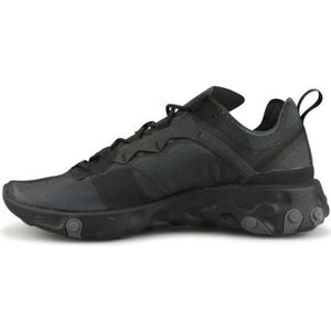 BASKET MULTISPORT Basket Nike React Element 55 Noir Bq6166-008