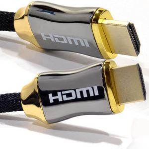 CÂBLE TV - VIDÉO - SON 15 mètre Novhill 4k cable Hdmi Full HD 1.4 ultra H