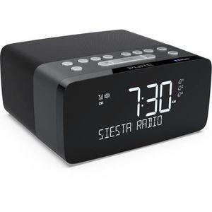 Radio réveil Pure Siesta Siesta Charge Gris foncé