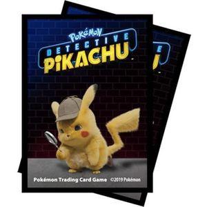 CARTE A COLLECTIONNER Pokémon - 65 Protèges Cartes - Ultra Pro - Détecti