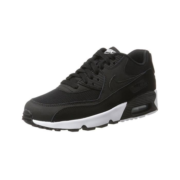 BASKET NIKE Baskets Air Max 90 Mesh Chaussures Junior