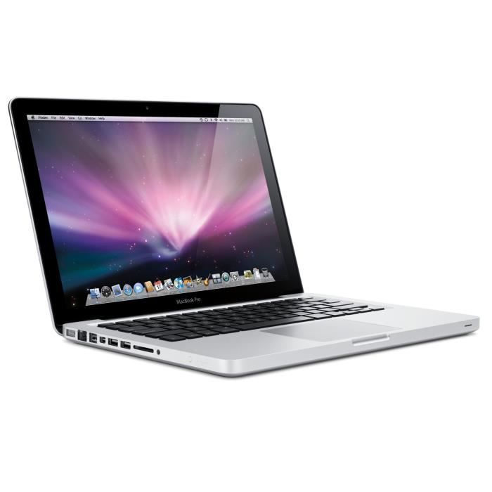 Apple MacBook Pro 13 pouces 2,4Ghz Intel Core i5 4 Go 120Go...