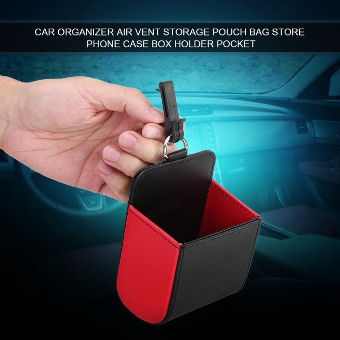 Auto voiture stockage sac de poche support organisateur accessoire
