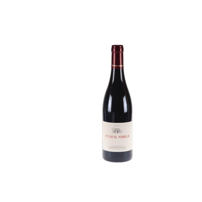 X18 Côteaux du Languedoc -Puech Noble- 2009 75 cl Domaine Rostaing René Vin Rouge
