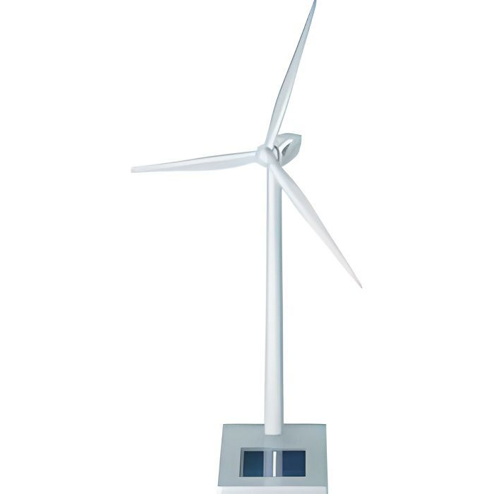 Eolienne solaire H0 ' MD 70 '