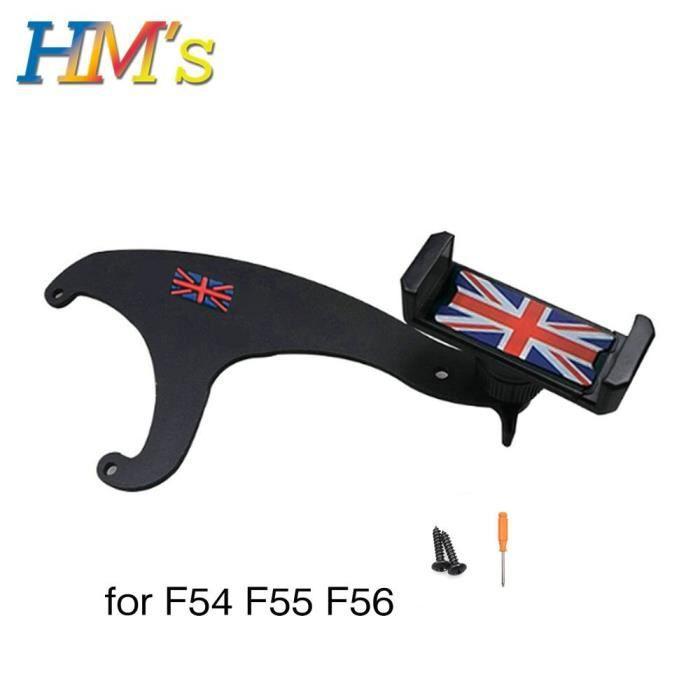 Pour MINI Cooper R56 R57 R55 Countryman R60 R61 Support Pour Téléphone Voiture Accessoires Pour Mini Cooper F56 F55 F60 [FCBC7C9]