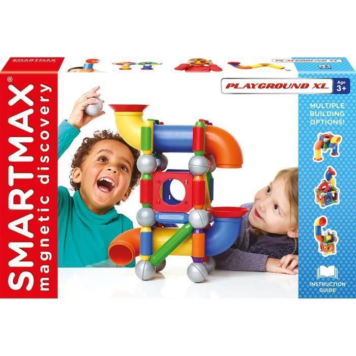 Jeux de construction Smartmax- Jeu de Construction aimantée, SMX 515 51975