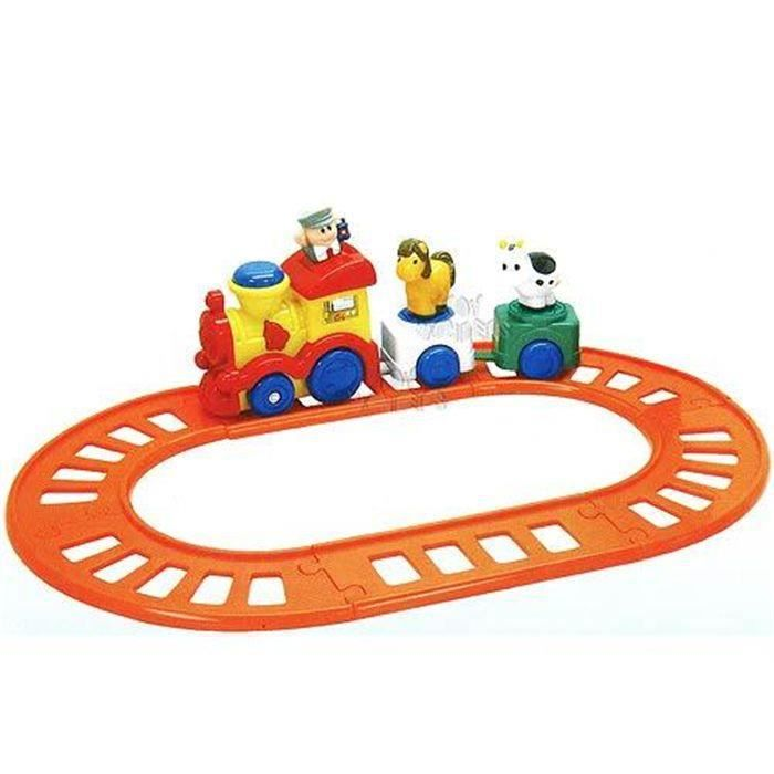 jeu de train Musical
