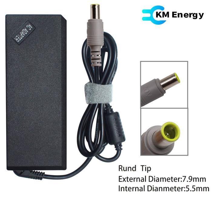 Chargeur adaptateur secteur pour Lenovo Thinkpad Edge 50382Nu 5038 2Nu 50384Eu 5038 4Eu 50384Mu