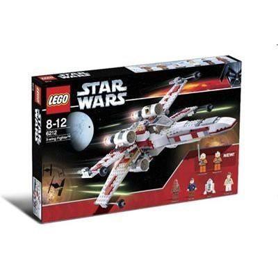 LEGO Star Wars 6212 X-wing Fighter? - Lego La guerre des étoiles - 437 pièces