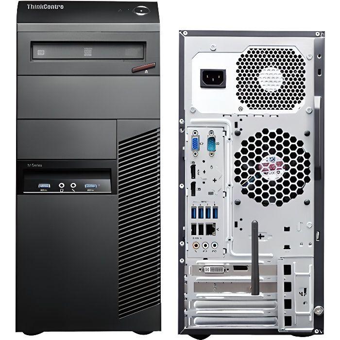 Ordinateur bureau Lenovo Thinkcentre M93p 10A6 ...
