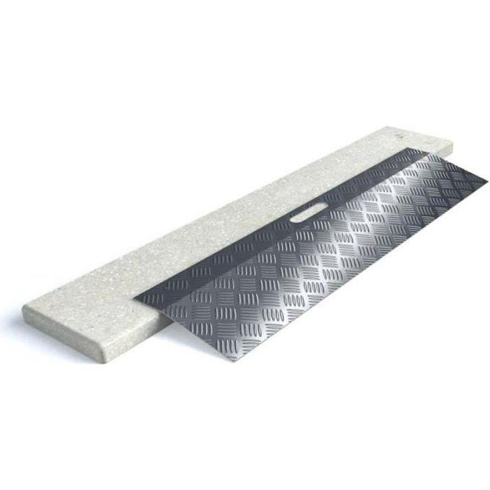 Rampe de seuil en aluminium https://www,senup,com/rampe-de-seuil-en-aluminium-5080,html#/1373-hauteur-de_0_a_3_cm