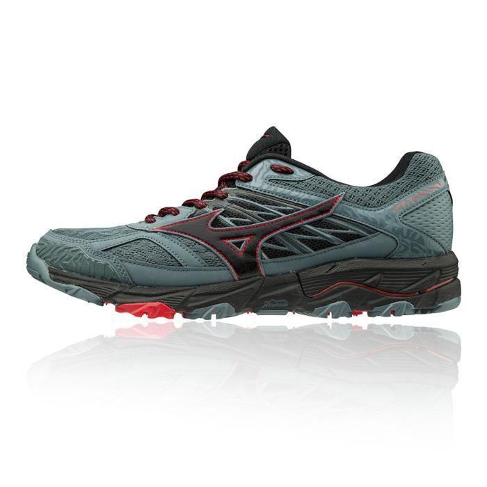 Mizuno Hommes Wave Mujin 5 Trail Chaussures De Course À Pied Sport