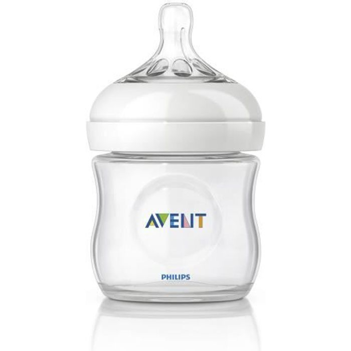 PHILIPS AVENT Natural Biberon 125ml SCF690/17