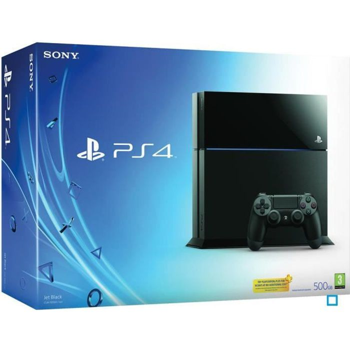 CONSOLE PLAYSTATION 4 SONY 9437017