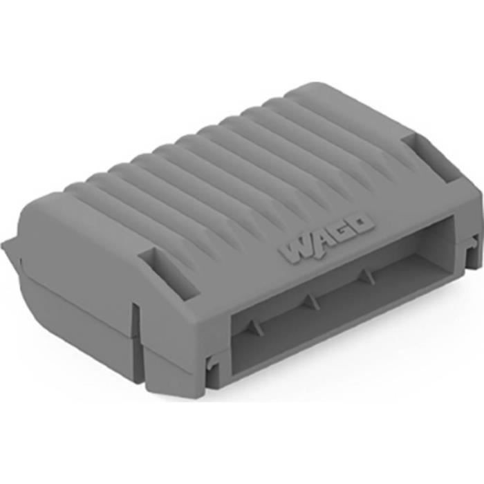 Boîte de gel pour bornes de raccordement WAGO 207-1332 207-1332 flexible: - rigide: - 4 pc(s)